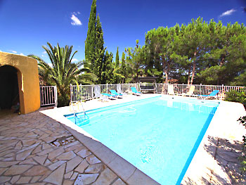 Large Villa South France Pool